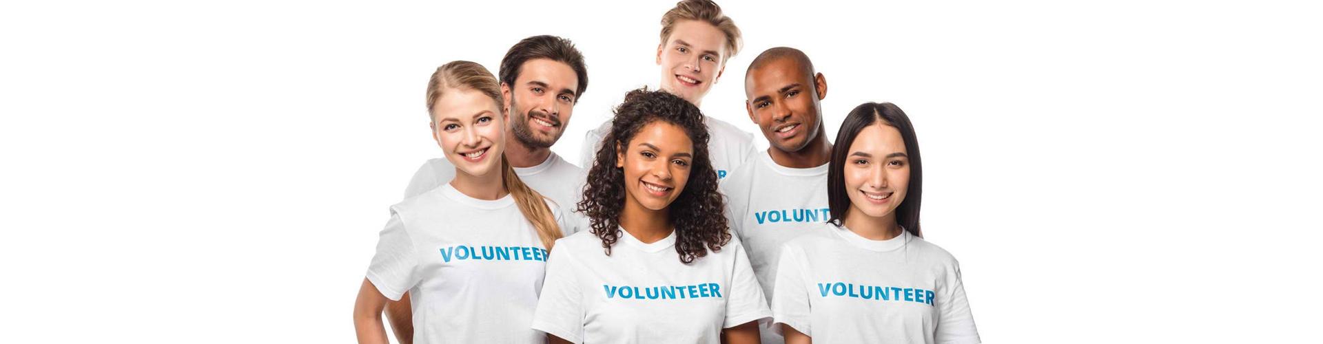 trained hospice volunteers